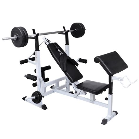 multi gym bench gorilla sports universal weight bench workstation multi