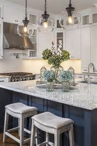 white kitchen lighting above island lights pin glass pendant over granite