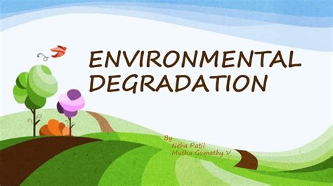 handbook of environmental degradation rates books environmental degradation ppt