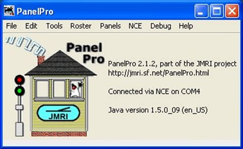 using jmri panel pro with nce powercab youtube jmri nce hardware guide welcome to the nce information