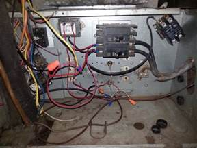 nordyne air handler need help wiring it terry plumbing remodel diy professional forum