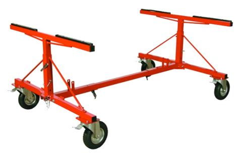 truck bed dolly itt i tbd truck bed dolly the collision equipment group