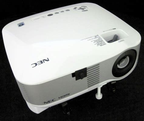 Lcd Projector Wireless nec np901w hdmi 1080p 2000 lumens wireless lan 3 lcd
