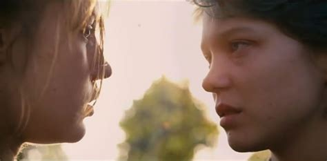 lea seydoux la vie d adèle blue is the warmest color movie review rope of silicon