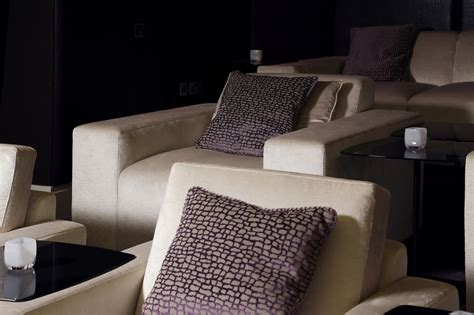 cinemas with sofas cinema room the sofa chair company