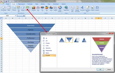 301 Moved Permanently Pyramid Chart Excel Template