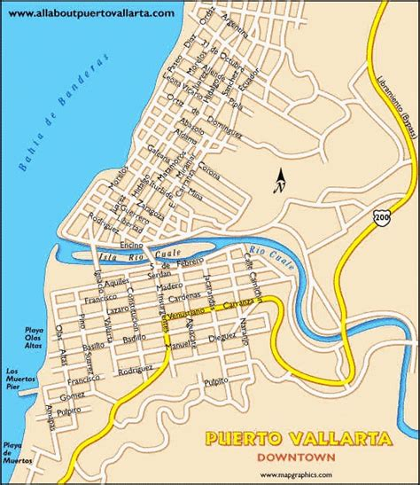 vallarta map of mexico 17 images about maps of vallarta on
