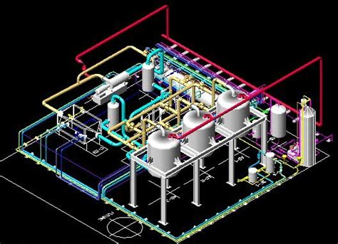 design engineer north west piping 3d models