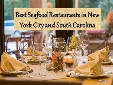best seafood restaurants in nyc best seafood restaurants in new york city and south