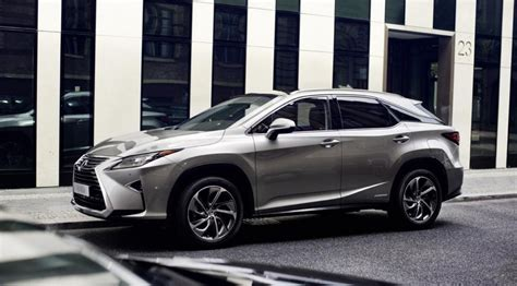 the lexus rx will a version of 7 seats most