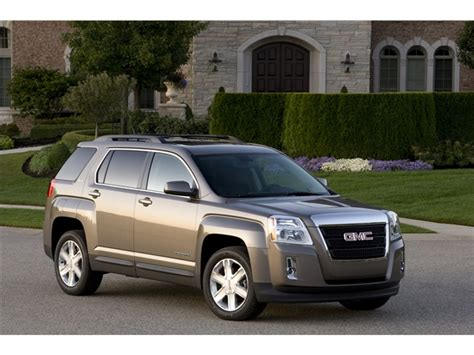 2012 gmc terrain review 2012 gmc terrain prices reviews and pictures u s news