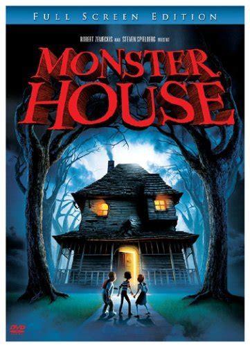 monster house full movie monster house fullscreen dvd