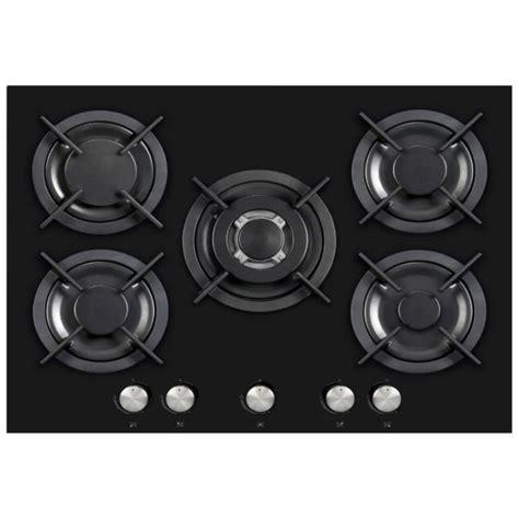 plaque cuisson 5 feux gaz sogelux plaque de cuisson gaz pc517nf 5 feux achat