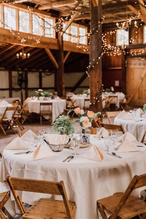 details mike injoo s wedding rustic barn wedding with peach details in pennsylvania