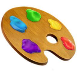 paint emoji artist palette emoji u 1f3a8