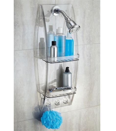 Grand Arc Shower Caddy In Shower Caddies Bathroom Caddies Shower