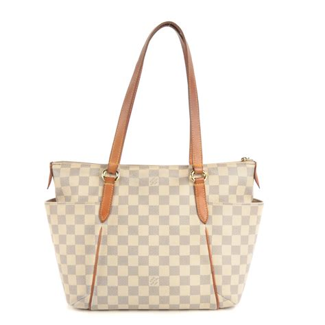 Lv Foxy Pm Damier louis vuitton damier azur totally pm