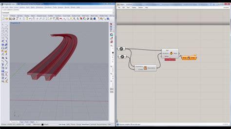 bridge design pattern youtube grasshopper tekla live link beta bridge demo pt1 youtube
