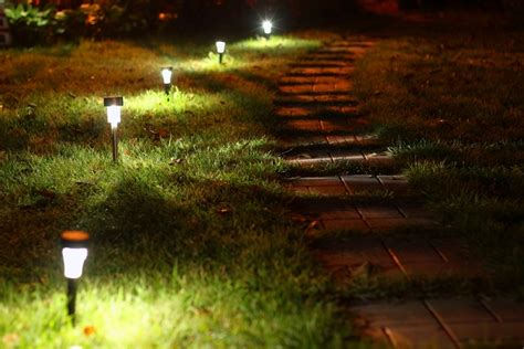 Cheap Patio Lights Cheap Garden Lighting Top Six Ways To Light Your Garden On A Budget