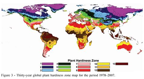 Canada Gardening Zones - temperatuur diana s mooie moestuin