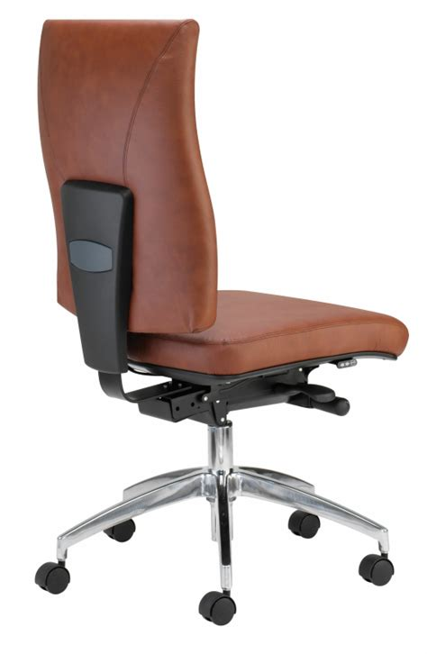 impact chair im22 with operator synchro mechanism with