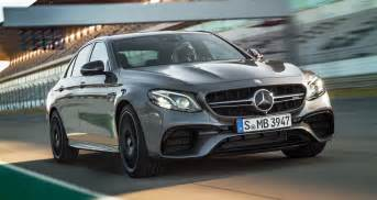 Most Powerful Mercedes W213 Mercedes Amg E63 4matic And E63 S 4matic Debuts
