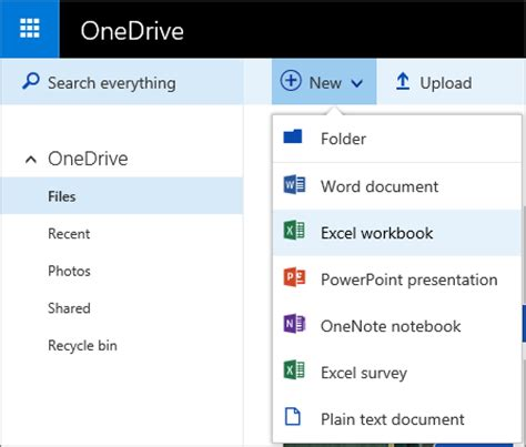 Word Onedrive Using Office In Onedrive Office Support