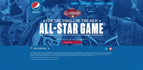 We Tv Sweepstakes - pepsithrill com mlb all star game sweepstakes presented by pepsi