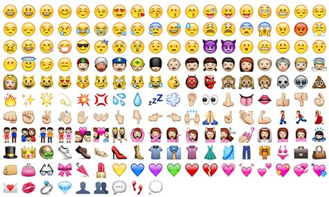 what do emojis look like on android why use words emojis dominate instagram slashgear