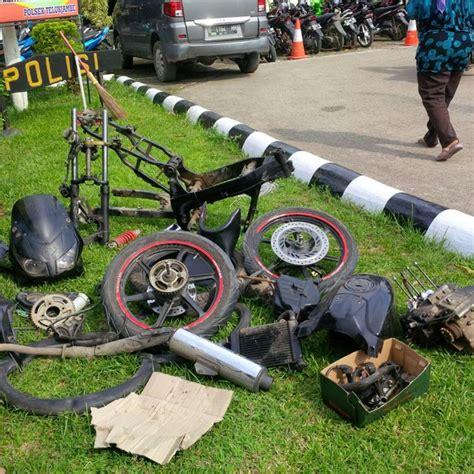 Alarm Motor Di Karawang jadi penadah motor curian 2 pria di karawang diringkus