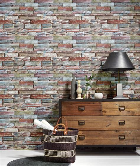wallpaper for walls price in bangladesh wood wallpaper in brown design by bd wall burke decor