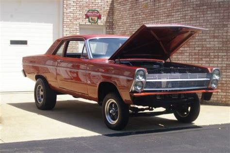 how to work on cars 1966 ford fairlane electronic throttle control find new 1966 ford fairlane gasser custom in plainfield indiana united states