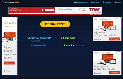 speed test beta speedtest beta baixaki