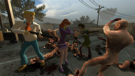 Mod Game Left 4 Dead | left 4 dead 2 scooby doo mod download gamingph com