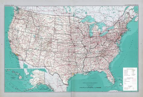 large us road map large scale detailed political map of the usa the usa