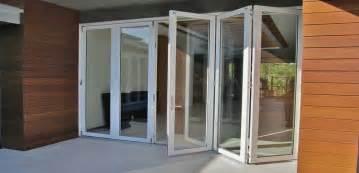 Exterior Bifold Doors Exterior Folding Doors By Windor Replacement Windows And Doors By Win Dor