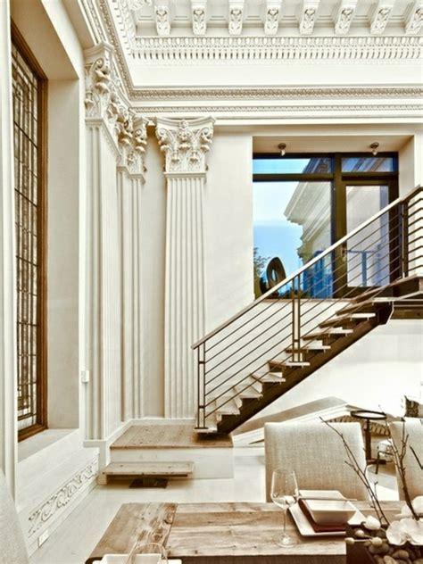 ideen für gartenbeete treppe terrasse design