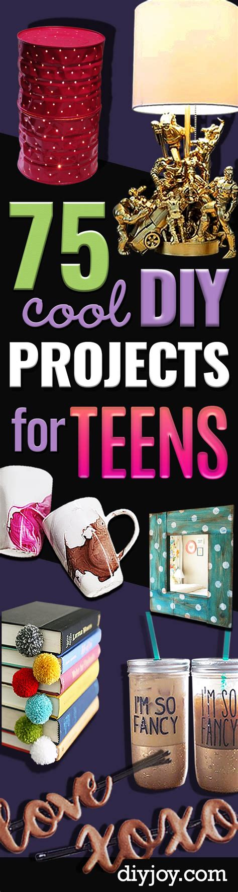 summer diy projects for college students 75 cool diy projects for teenagers