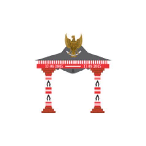 desain gapura islami lomba desain konsep gapura 17 agustusan hellomotion com