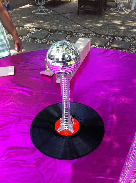 g s disco table center g s world