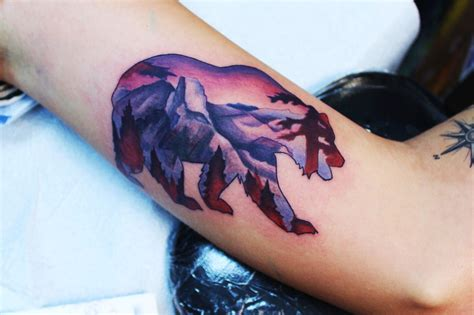pretty in ink tattoos yosemite element to by jayme goodwin at