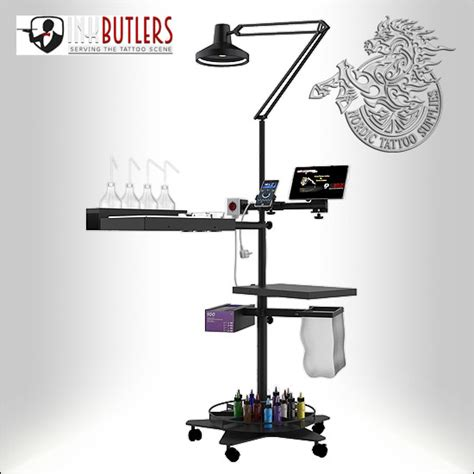 mobile tattoo shop inkbutlers mobile workstation nordic supplies