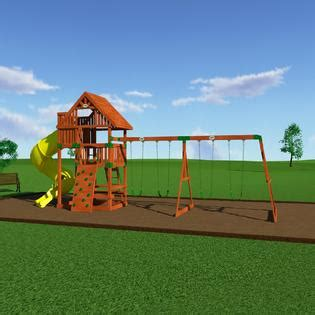 backyard discovery accessories backyard discovery excursion cedar swing set toys