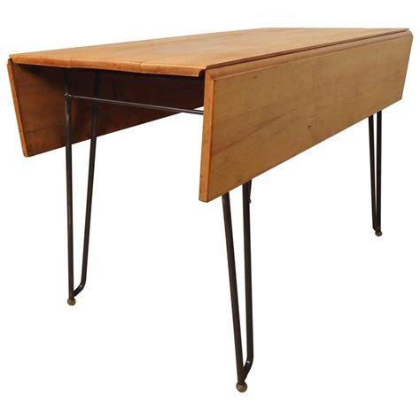 vintage drop leaf dining table for sale at 1stdibs