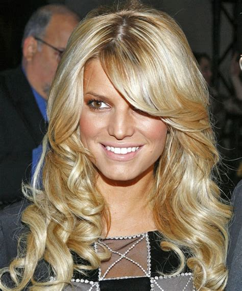 Jessica Simpson Hairstyles With Bangs | 25 awesome jessica simpson hairstyles creativefan