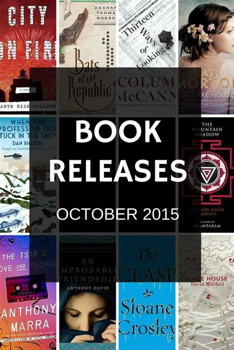 october a novel books october book releases that my eye 2015