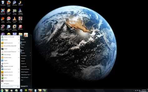 themes hd pic windows 7 theme earth hd by windowsthememanager on