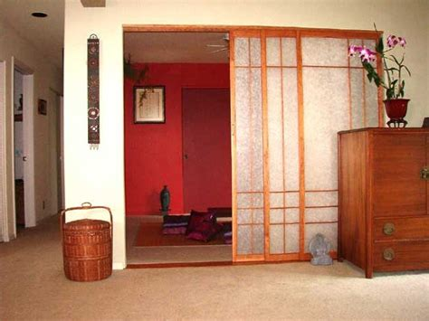 Japanese Style Closet Doors by Japanese Style Furniture To Complements Your Decor