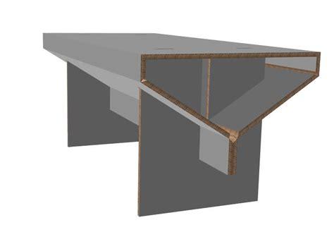 tavolo di cartone tavolo yo ta fatti di cartonefatti di cartone