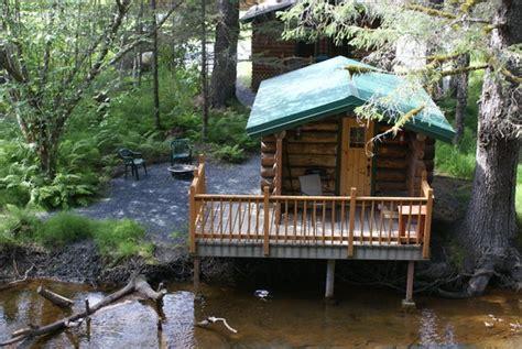 alaska creekside cabins seward cground reviews